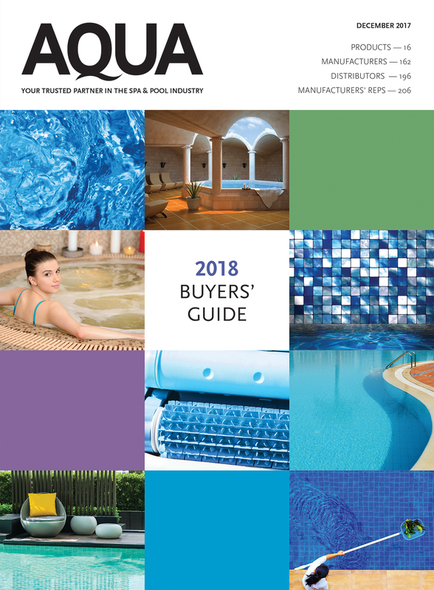 AQUA 2017 Printed Buyers' Guide